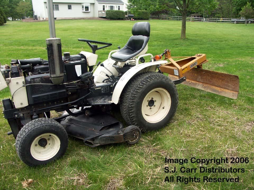 Bolens/Iseki G152 Diesel Tractor